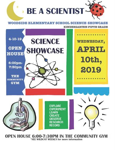 2019 Science Showcase