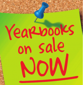 Graphic used for Yearbook Sales